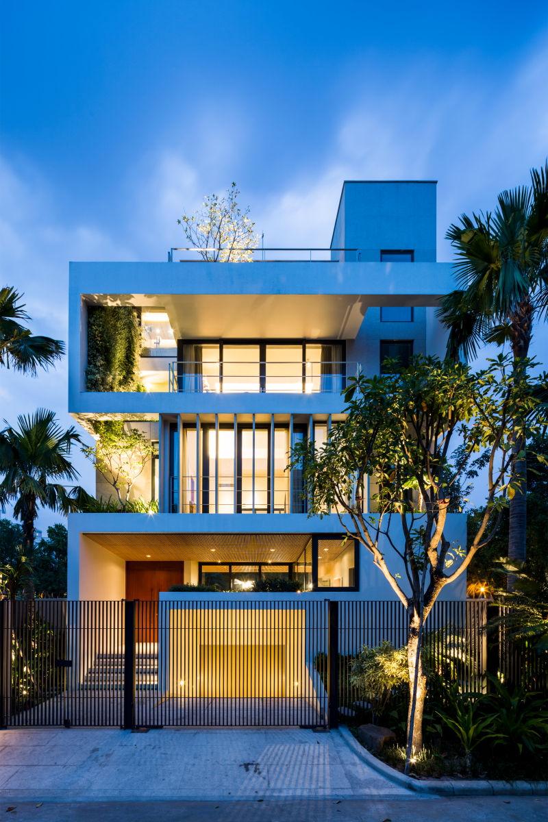 (Kỳ 7) – Choáng ngợp ngôi nhà đẹp đến từng centimet.