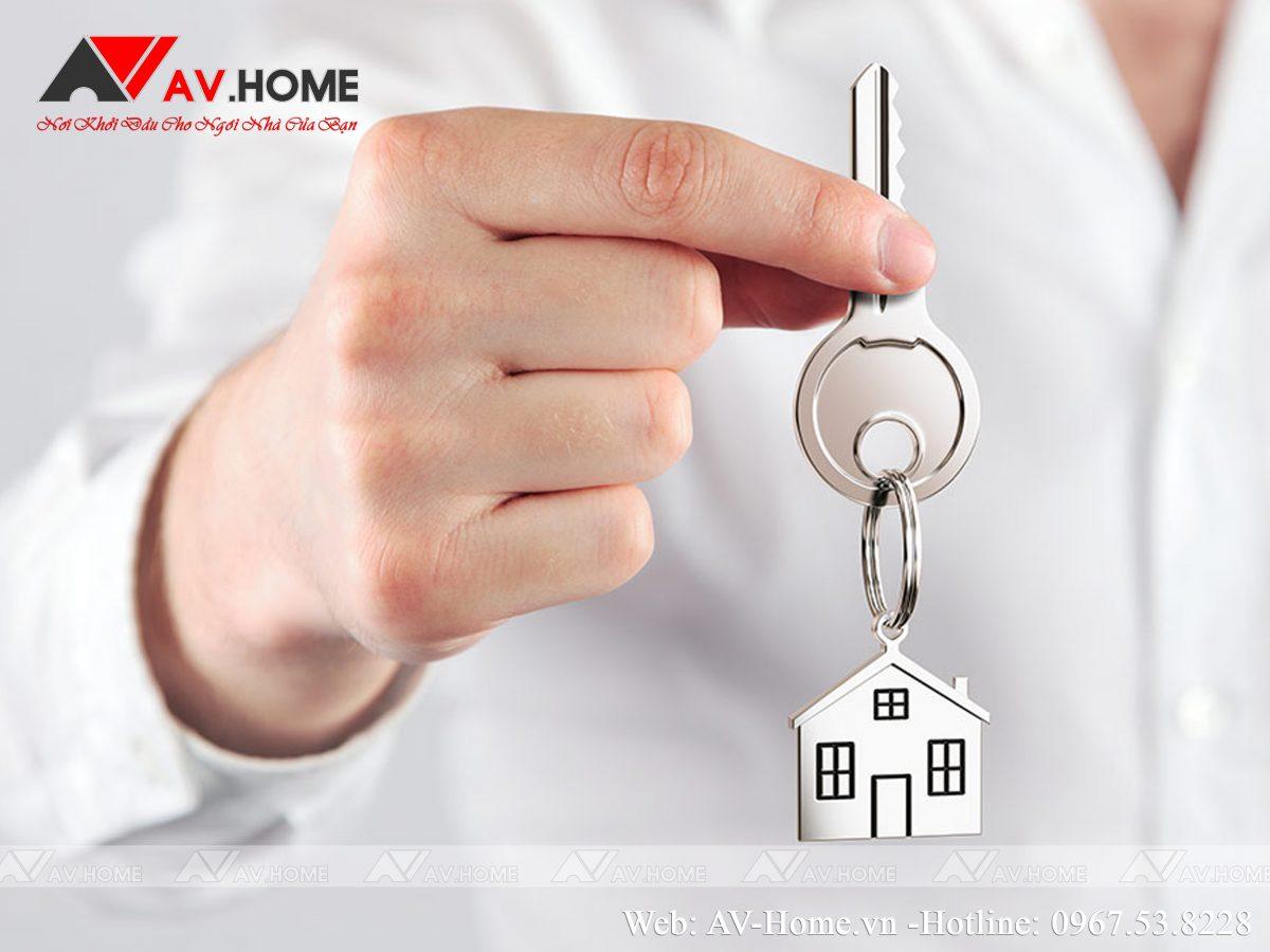 Dịch vụ thiết kế và thi công trọn gói của AV Home