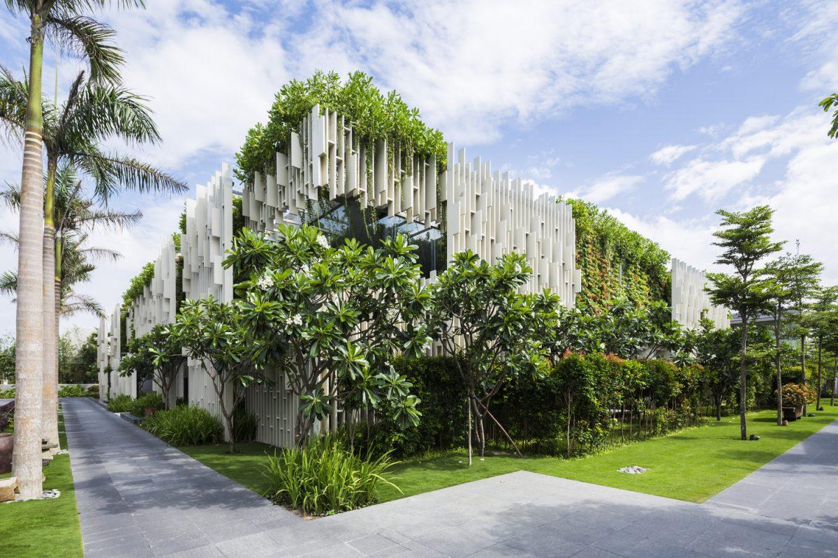 (Kỳ 9) – Không gian cây xanh trong thiết kế công trình
